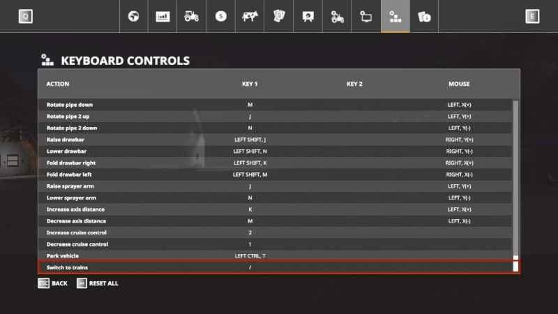 SWITCH TO TRAINS V1 0 0 0 - Farming simulator modification