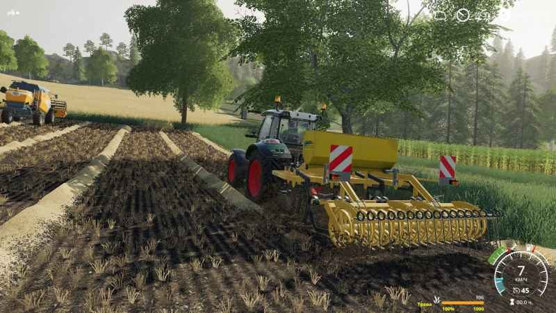 AGRISEM STARTEC 3M V1 3 - Farming simulator modification