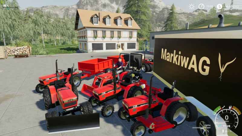 case-ih-235-lawn-tractor-and-car-hauler-mod-pack-1-0-0-0_1