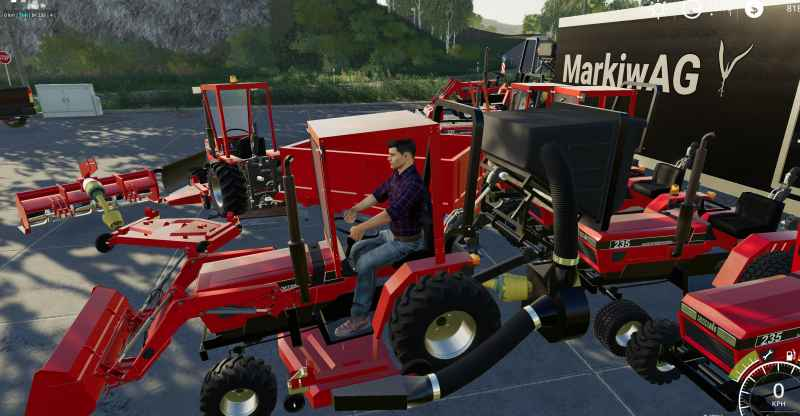 case-ih-235-lawn-tractor-and-car-hauler-mod-pack-2-0-0-0_1