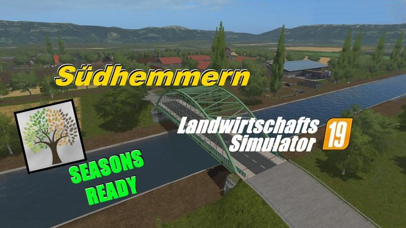SUDHEMMERN BUGFIX V4 1 0 - Farming simulator modification