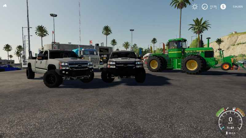 06 DURAMAX V1 0 0 0 - Farming simulator modification