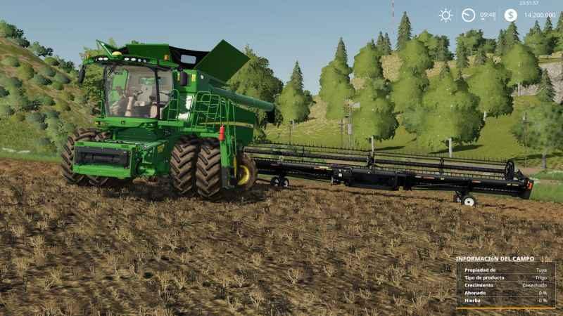 MACDON FD75 BETA - Farming simulator modification - FarmingMod com