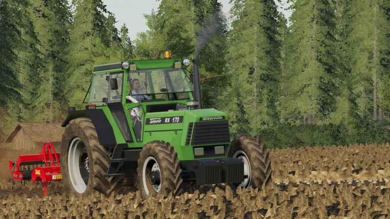 TORPEDO RX 170 V1 0 0 0 - Farming simulator modification